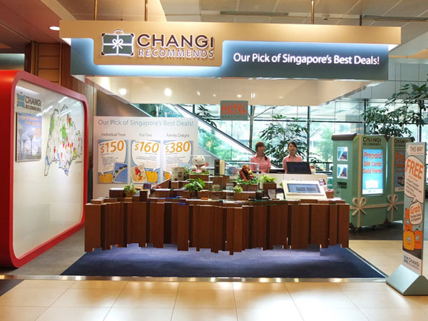 What is Changi Recommends