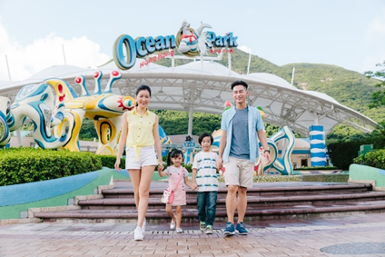 Get Exclusive Discounts with Changi Recommends when You Visit Ocean Park This Summer!