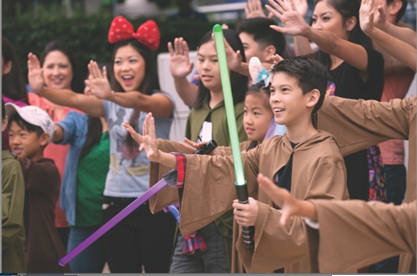 """Come to Hong Kong Disneyland now and experience """"Star Wars(TM): Tomorrowland Takeover"""""""